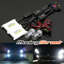 H10/9140/9145/9040 6000K WHITE CANBUS BALLAST XENON HID FOG DRIVING LIGHTS KIT