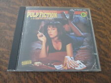 cd album music from the motion picture pulp fiction a quentin tarantino film