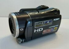 Sony Hdr Xr550V Camcorder Two Batteries and Accessories 240Gb Hard Drive