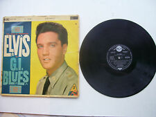 Elvis Presley G I Blues Original 1960 Pressing Including Sleeve