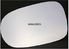 FOR NISSAN ALMERA 1.5 1.8 2.2 01 02 03 04 05 06 07 LEFT REPLACEMENT GLASS MIRROR