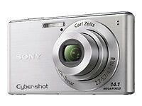 Sony Cyber-shot DSC-W530 14.1MP Digital Camera - Silver * New & Sealed *