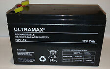 """12V 7ah BATTERY FOR - PIGEON MAGNET, ROTARY MACHINE, PIGEON DECOYING, """"BATTERY"""""""