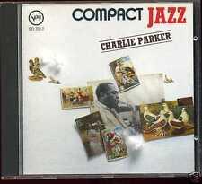 Charlie Parker - Compact Jazz CD NEW!! BARGAIN!! 16 TRAX!! FREE!! UK 24-HRPOST!!