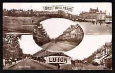 Luton. Multiview by A. E. Nicholls, Luton.