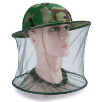 AU_ KQ_ HN- AU_ Outdoor Insect Mosquito Bee Resistant Bug Net Mesh Head Face Pro