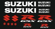 Suzuki Deportes de Motor Pegatina Carreras Kit para Moto GSXR 600 750 1000