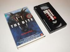 VHS Video ~ The Bite ~ Large Case Ex-Rental ~ Entertainment in Video