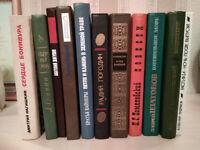 1970-1990 vintage soviet russian literature mixed lot book random send hardcover