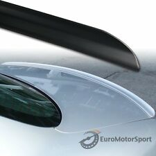 * Unpainted For BMW 5 Series E60 Sedan 04-10 Trunk Lip Spoiler R Type