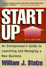Start Up: 5th Edition Stolze, William Paperback
