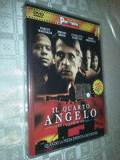 cofanetto+DVD Nuovo film-IL QUARTO ANGELO FOREST WHITAKER JEREMY IRONS