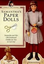 The American Girls Collection Pastimes: Samantha's Paper Dolls : Samantha and He