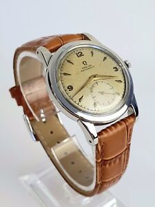 Superb 1949 Vintage Omega Seamaster Automatic Ref.2576 Cal.342 Gents Watch