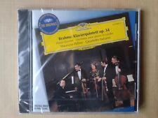 Brahms Quintette avec piano op. 34 Pollini Quartetto Italiano 028947483922 Neuf