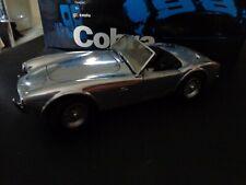 Shelby Cobra 260 1962 .The first car .[ polished Aluminium ] Exoto.