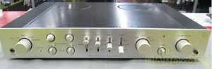 LUXMAN L-10 Integrated Amplifier (Transistor) Japan