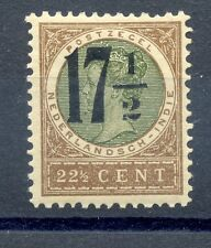 NED INDIE , DUTCH INDIES  # 140   ** MNH  VARIETY!! ½ ALSO PRINTED AT BACK SIDE
