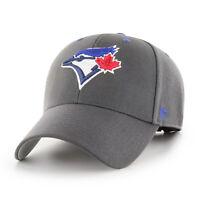 MLB Toronto Blue Jays Cap Basecap Baseballcap MVP Kappe Charcoal 195000537257