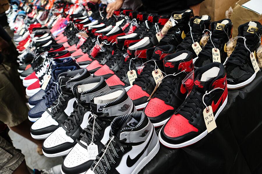 LMTD Supply Sneaker Shop