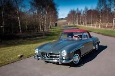 1962 Mercedes-Benz 190 SL (LHD)