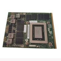 DELL NVIDIA GTX 675M DDR5 2GB Video Card FOR ALIENWARE MSI CLEVO N13E-GS1-A1 GPU