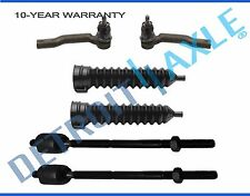 NEW 6pc Front Suspension Tie Rod Kit for 99-04 Chevrolet Tracker Suzuki Vitara