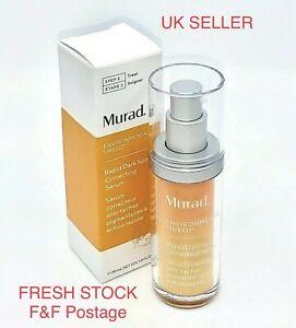 Murad Rapid Dark Spot Correcting Serum 1 oz / 30 ml NEW in Box FRESH Stock