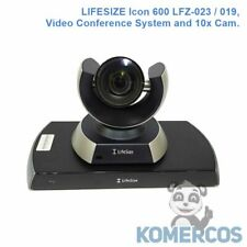 Lifesize Icon 600 Lfz 023 019 Video Conference System And 10x Cam B