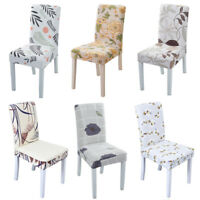 Wedding Banquet Chair Cover Stretch Spandex Party Decor Dining Room Seat Cover