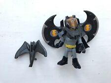 IMAGINEXT MARVEL BATMAN + WINGS ACTION FIGURE SUPER HERO ADVENTURES DC COMICS