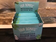 FOUR SIGMATIC - Mushroom Elixir Mix Packets With Reishi 20 packets