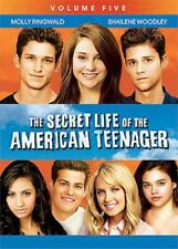 THE SECRET LIFE OF THE AMERICAN TEENAGER, VOL. 5 NEW DVD