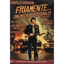 Friamente  sin motivos personales (The mechanic) (DVD Nuevo)