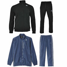 Adidas Mens Tracksuit Black Navy All Sizes Essential Full Zip Jacket Pant Pants