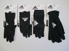 Adidas Active Lifestyle Climawarm Touchscreen Running Gloves black choose size