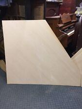 Solid Spruce Bolduc Soundboard Blank for Baldwin Model R Grand Piano