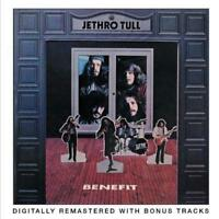 Jethro Tull - Benefit (NEW CD)