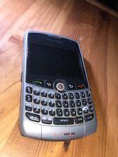 BlackBerry Curve 8330 Silver (Verizon) Mobile Phone Smartphone - Clean ESN