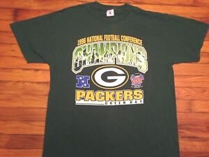 Vintage Green Bay Packers shirt 1996 Super Bowl Champions Packers tee 90s tee XL