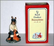 Royal Doulton 1997 Fisherman Bunnykins Db-170, Mint Condition, Original Box!