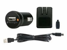 Kensington K38057EU Wall and Car Charger for Mobile Devices