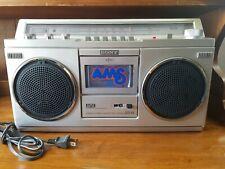 Sony CFS 45 L stereo FM AM cassette corder boombox ghetto blaster Japan vintage