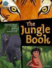 Project X Origins Graphic Texts Dark Blue Book Band, Oxford Level 15. The Jungle