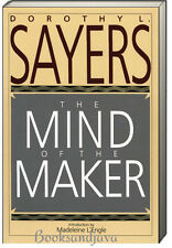 The Mind of the Maker by Dorothy L. Sayers (Bargain Paperback) New w/rm*