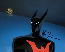 BRUCE TIMM rare BATMAN BEYOND Rebirth Part 2 SIGNED cel WILL FRIEDLE COA (3)