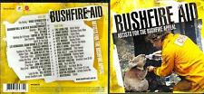 Bushfire Aid 2cd album (35 tracks)- Rose tattoo,Living End,Hoodoo Gurus,WestLife