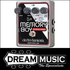 Electro Harmonix EHX Memory Boy Analog Delay w/ Chorus/Vibrato FX Pedal RRP$369