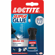 LOCTITE Super Glue Easy Brush On Spreadable Applicator 5g Bottle Water Resistant