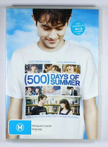 500 Days Of Summer DVD FREE POST